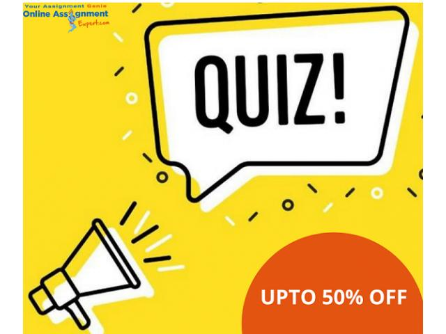 Grab the finest Online Economics Quiz Help