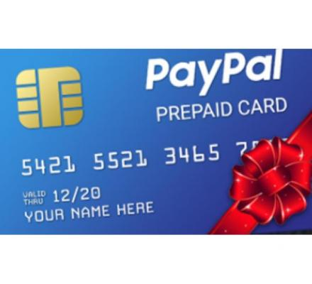 Win a PayPal gift card black Friday edition