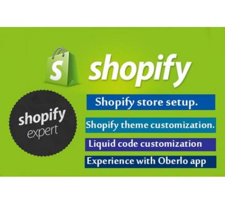 Hire a company for Shopify e-commerce solutions