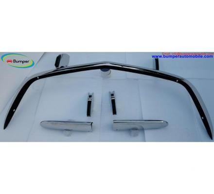 Classic Car Opel GT bumper (1968–1973) by stainless steel