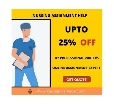 Grab the service for nursing assignment in Australia