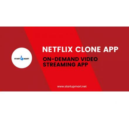 Launch Your Own OTT App Like Netflix in a Short Time