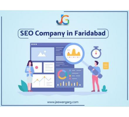 Hire Best SEO Company in Faridabad, SEO Services in Faridabad