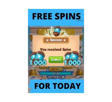 Coin Master Free Spins and Coins