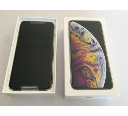 Apple iPhone XS Max - 64GB - Space Gray (Unlocked) (Dual SIM)