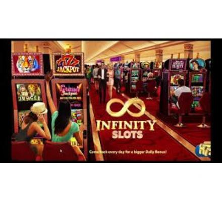 Free Coins for infinity slots
