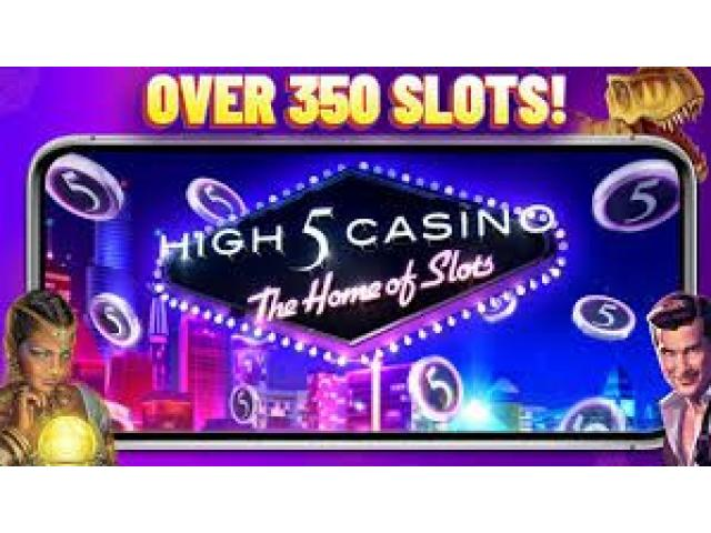 High 5 Casino Free Coins