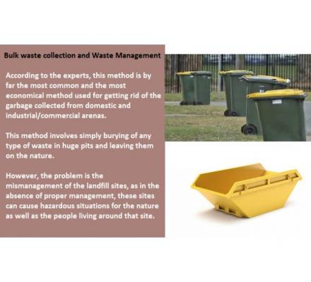 Hire a Skip Bin to Manage Your Wastes Successfully