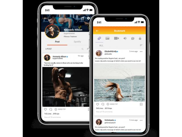 Launch an intuitive content subscription service app like Onlyfans for your business