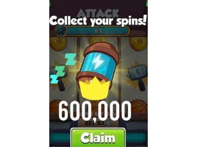 Free Spins for Coin Master
