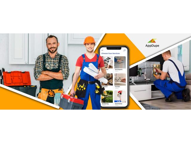 Manage your business effectively via high-end Uber for handyman app