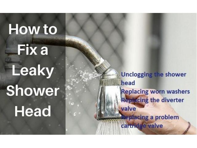 Keep Shower in Your Bathroom Working Like New With Timely Shower Repair Brisbane Services