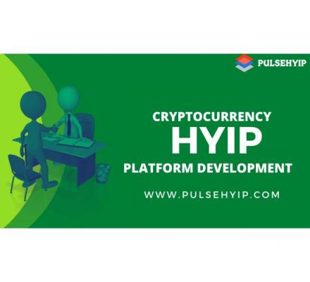 Build your Own Blockchain based Hyip Platform - Pulsehyip