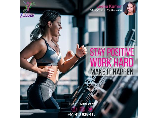 Health and Fitness Program From Get Fit With Leena in