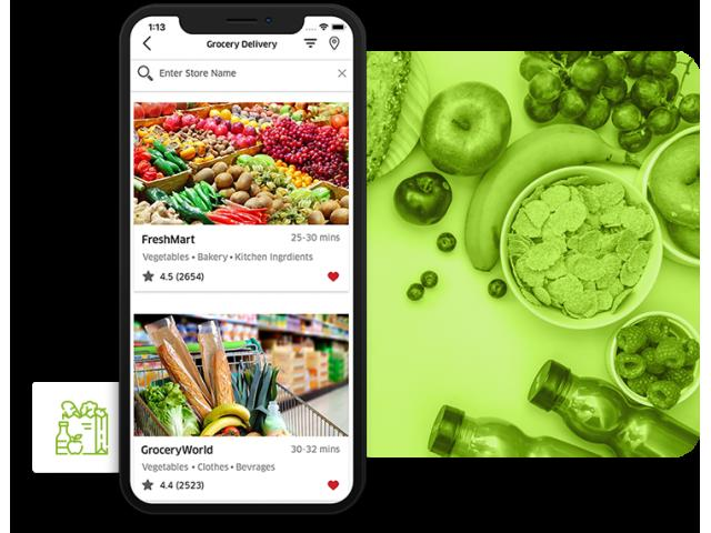 Streamline the potential of the on-demand grocery delivery sector with the Happyfresh clone app