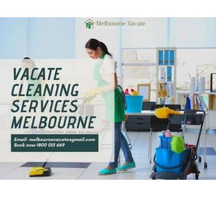 Book your vacate cleaning service in advance to avoid Disappointment
