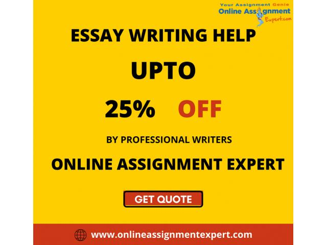 Essay Writing Help Available Easily at Half the Price