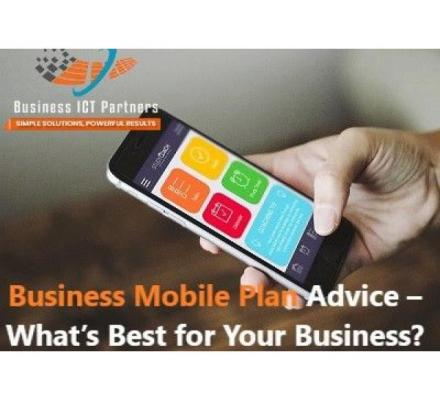 Find Best Mobile Plans for a Business in Australia