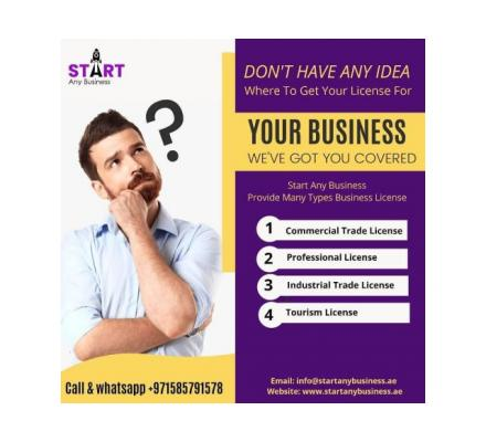 Business Setup in Dubai, UAE | Start Any Business