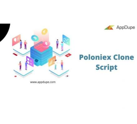 Accredit your cryptocurrency business with our Poloniex clone script