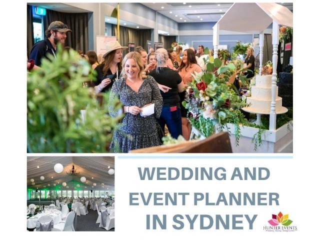 Elegant and Stunning Wedding and Event Planner in Sydney