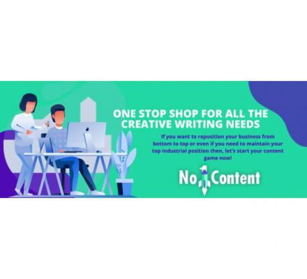 Hiring Creative Content Writers