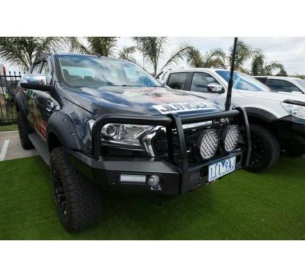 Hire a renowned company for installing Ford Ranger accessories in your 4wd