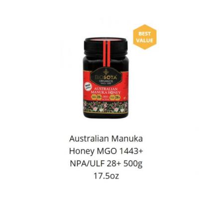 Get In Touch With a Renowned Producer and Buy Manuka Honey