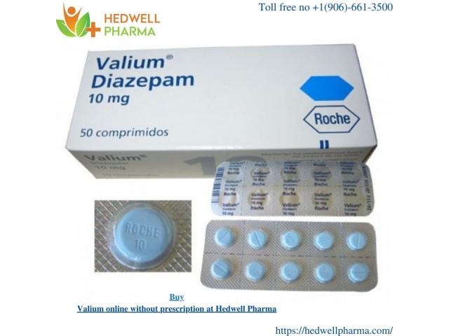 Valium Without Prescription