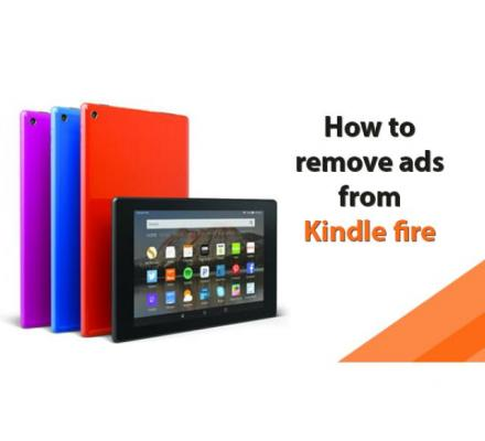 how to remove ads from kindle fire