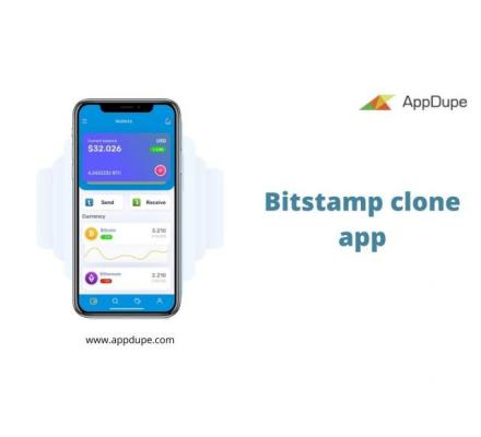 Launch a Bitstamp clone app that has multi-level security features