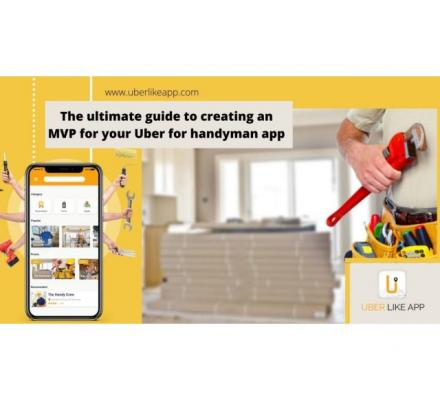 What We Offer in Uber for handyman Services App