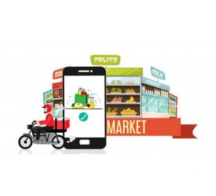 How to streamline the benefits of the on-demand grocery delivery sector?