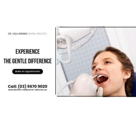 looking for general dentistry services in Melbourne