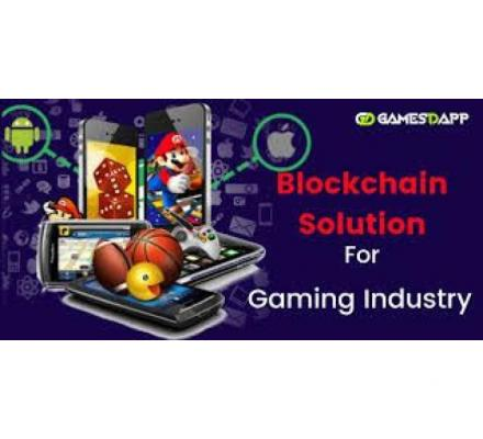 Blockchain Solutions for Gaming