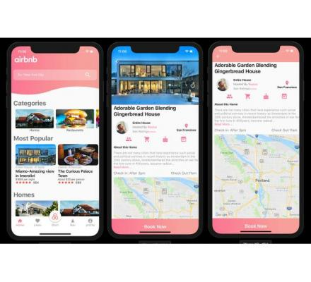 HOW DOES AN APP LIKE AIRBNB WORK?