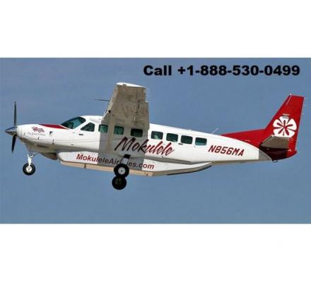 Mokulele Airlines Reservations +1-888-530-0499