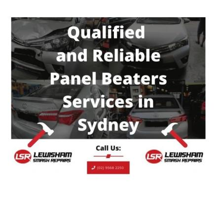 Panel Beaters Services in Sydney from Qualified Mechanics