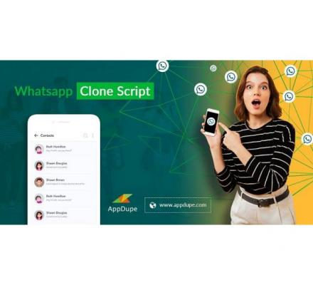 Make the world smaller using WhatsApp Clone script