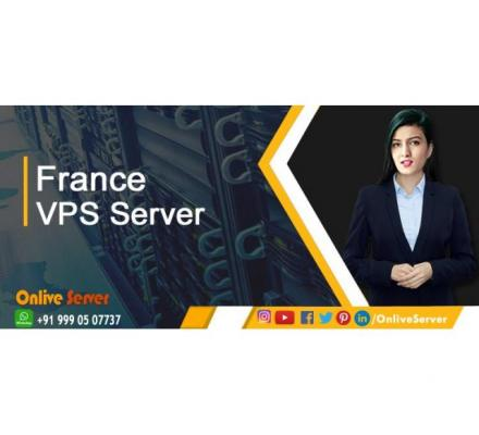 France VPS Server Completely Secured with Best Package