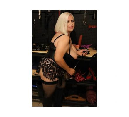 Mistress D. Dominatrix and Fetish Facilitator