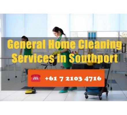 General Home Cleaning Services in Southport