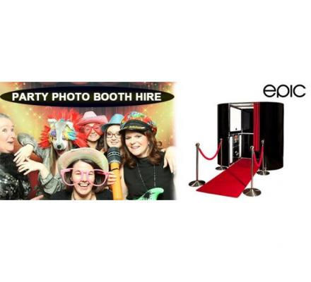 Photo Booth Hire Melbourne - Epic Party Hire