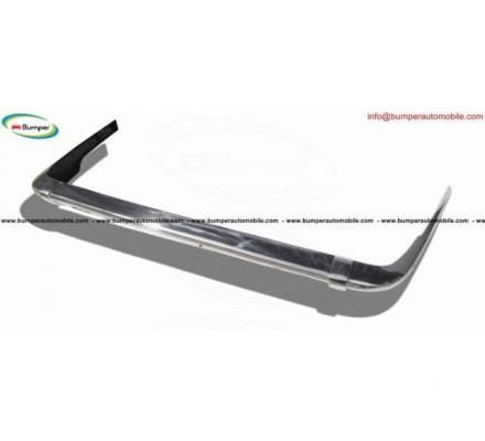 Stainless Steel Bumper Set for the BMW 1502/1602/1802/2002