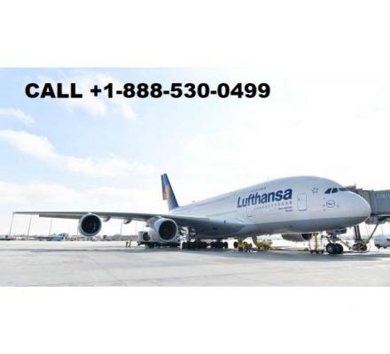 Lufthansa Airlines Reservations +1-888-539-6764