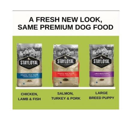 5 Star Grain-Free Dog Food Home Delivered Australia