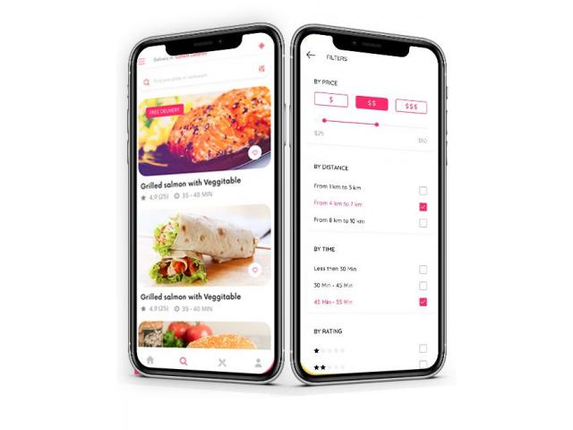 Get a fully functional Doordash Clone Script for your business