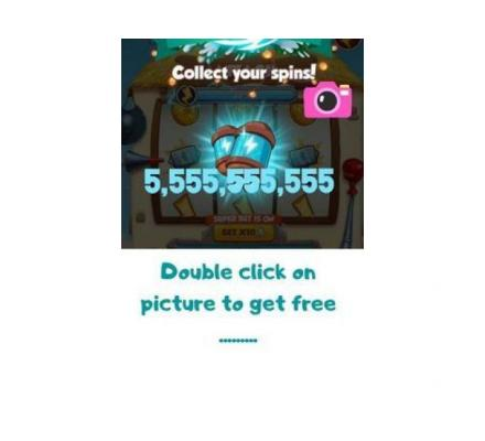 Coin Master Free Spin Link 20