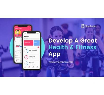Fitness App Development - MacAndro
