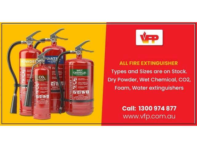 Want to Buy a Fire Extinguisher?